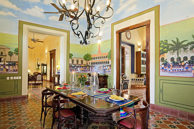 Dining room horizontal