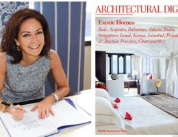 Margaret Russell Architectural Digest Announcement