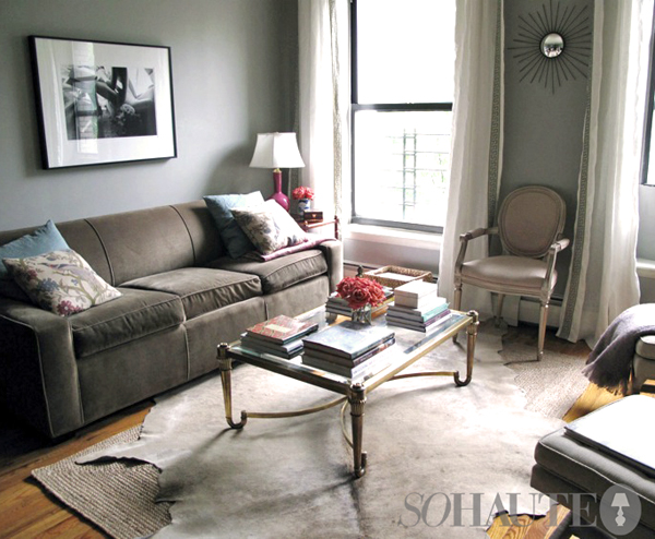 Ask Nicole: Where Can I Find An Affordable Cowhide Rug? - Nicole ...