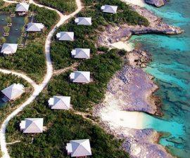 Amanyara Aerial View