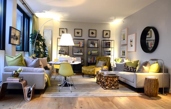 . Elle Decor s Modern Life Concept House   Nicole Gibbons Style