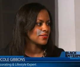 Nicole Gibbons - Black Enterprise Business Report