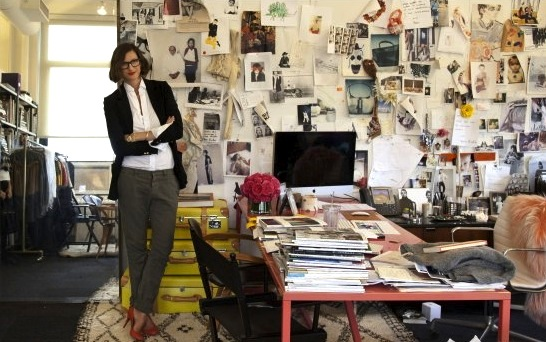 Style Stalking Jenna Lyons At Work How To Get Her Look