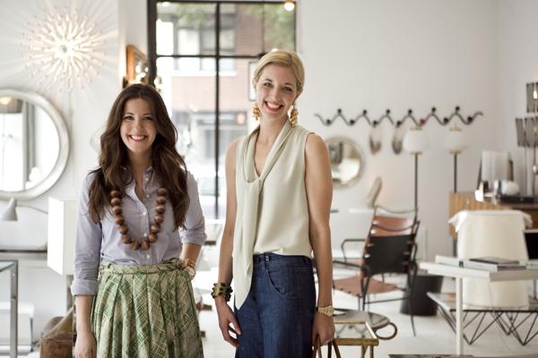 Style Stalking: Sasha Adler U0026 Lauren Gold Of Nate Berkus Associates