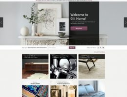 Gilt Home - Home Page