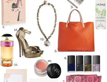 So Haute Gift Guide 2011 - Fashionista