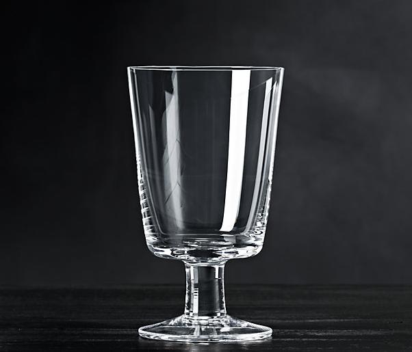 Vienne Handblown Water Goblet