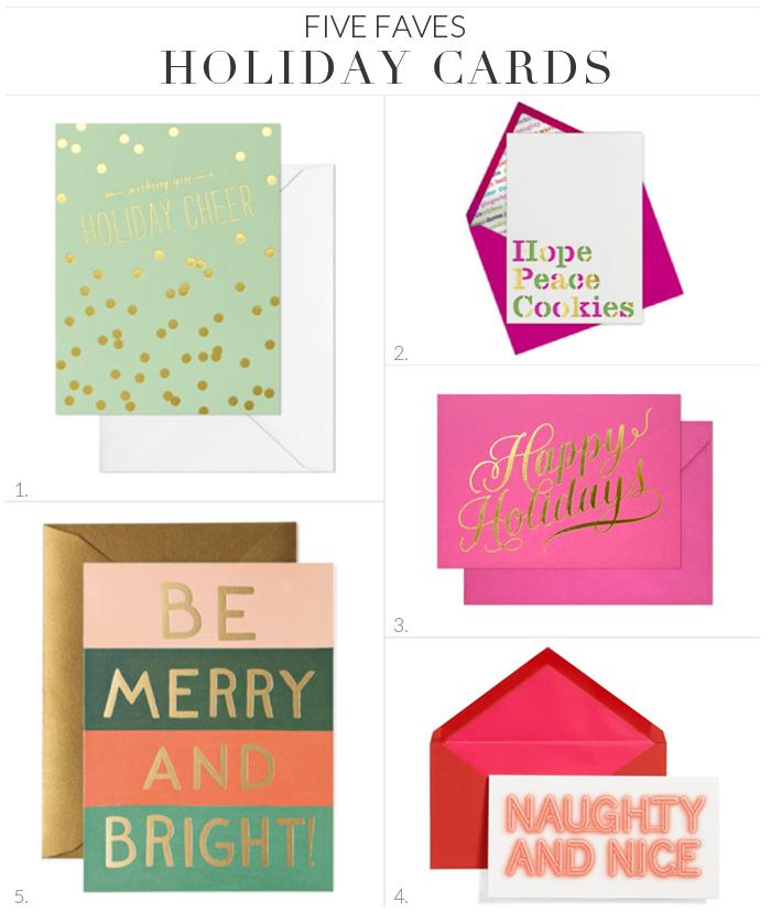 Kate Spade Christmas Cards - Christmas Cards Ideas