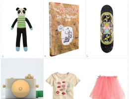 Little Ones Kids gift Guide So Haute