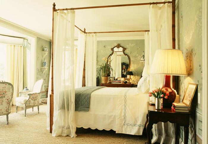 5 easy ways to create a romantic bedroom nicole gibbons - Camas estilo romantico ...