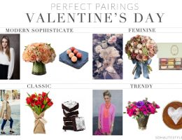 Perfect Pairings for Valentine's Day