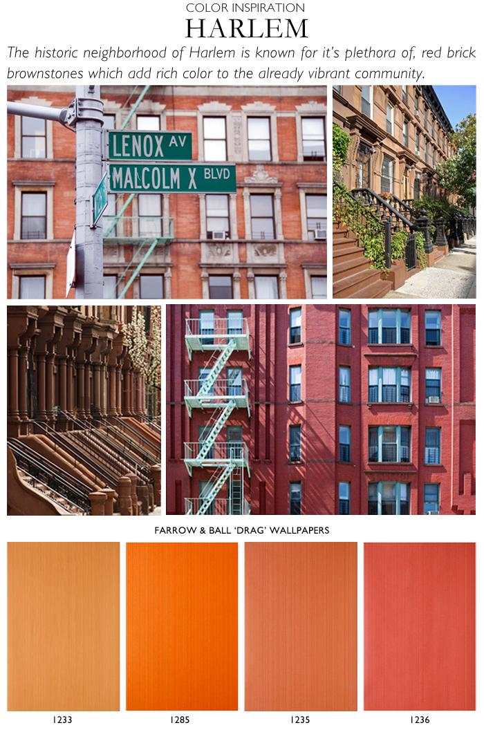 City Palette-NY Nicole Gibbons-HARLEM-Farrow & Ball