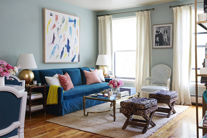 Nicole Gibbons Living Room Makeover 15