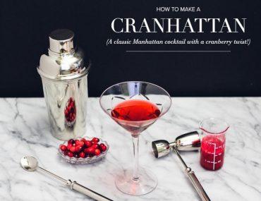 Cranhattan Cocktail Recipe 5 copy copy
