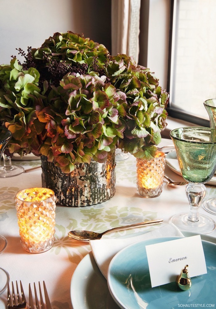 Thanksgiving Table Setting Ideas 1