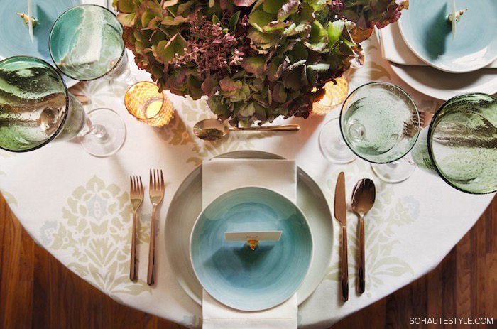 Thanksgiving Table Setting Ideas 15