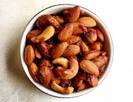 Cinnamon Spiced Nuts 4