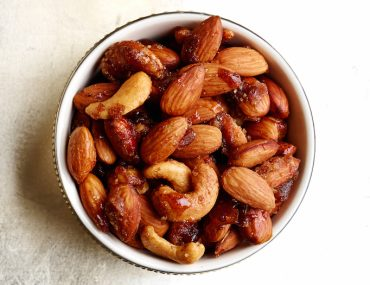Cinnamon Spiced Nuts 4