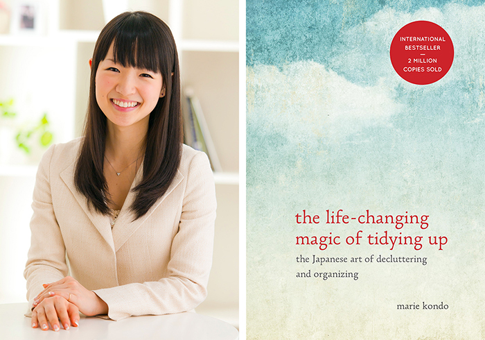 The Kon Mari Method - The Life-Changing Japanese art of Tidying Up - Read more at sohautestyle.com