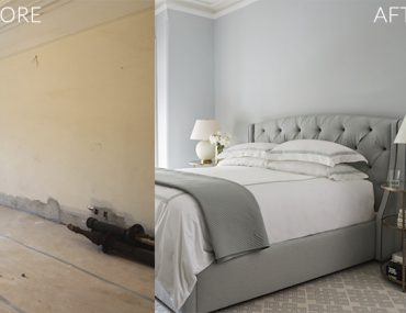 Brooklyn Master Bedroom Before & After