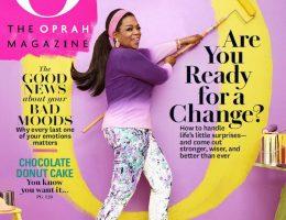 O Mag April Cover