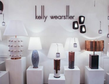 A look at Kelly Wearstler's Fab New Lighting Collection for Visual Comfort