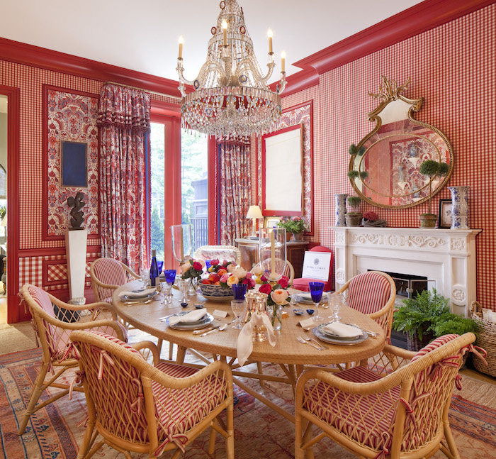 Up In The Villa With Mark D Sikes At Kips Bay Showhouse
