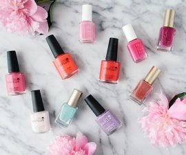 10 Favorite Summer Nail Polish Colors