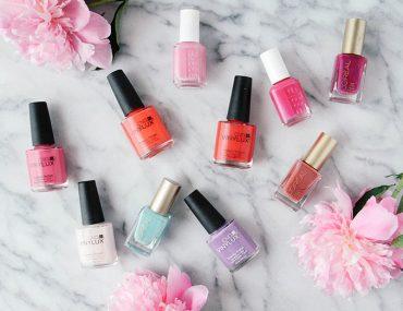 10 Favorite Summer Nail Polish Colors