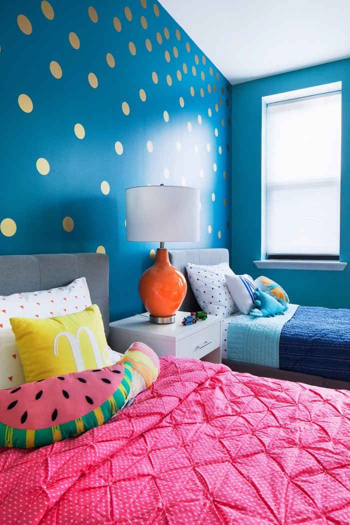 Twins Room Makeover 6