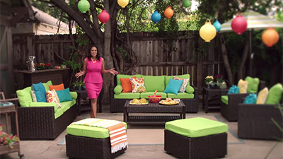 Bright Bold Summer Entertaining Pier 1