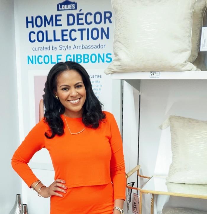 Nicole Gibbons Lowe's Style Ambassador1