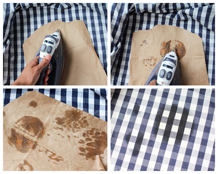 How to Get Wax Out of a Tablecloth 2