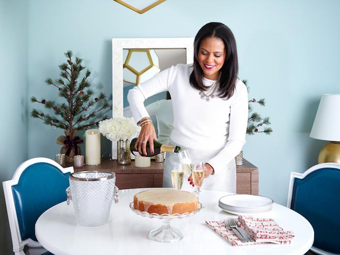 Nicole Gibbons Holiday entertainig Tips