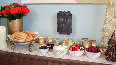 Waffle Bar Brunch How To_3