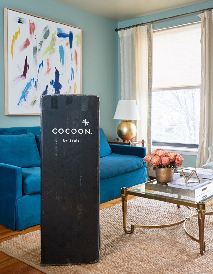 Cocoon by Sealy Review x Nicole Gibbons1