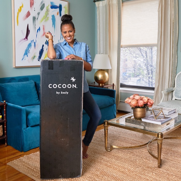 Cocoon by Sealy Review x Nicole Gibbons4