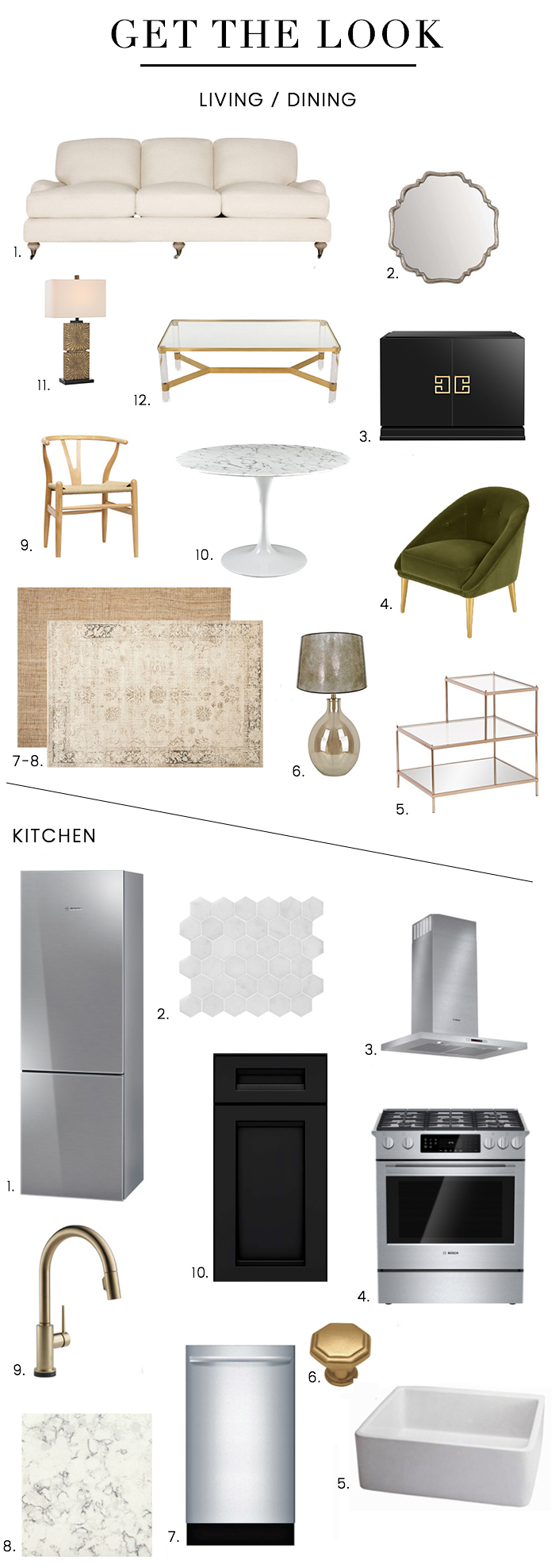Nicole Gibbons Design on a Dime Get The Look
