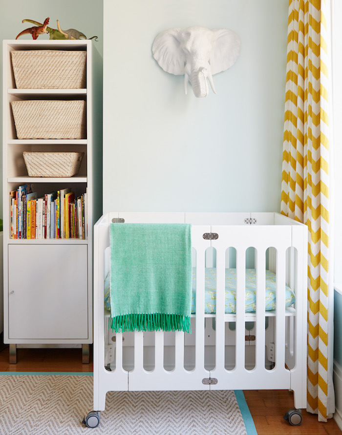 A Sunny & Stylish Shared Kids Room Makeover_2