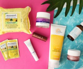 Summer Skin Care Favorites