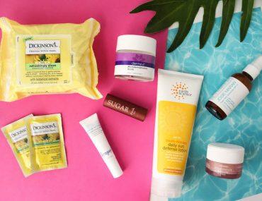 Summer Skin Care Favorites