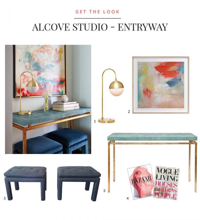 Alcove Studio - Entry
