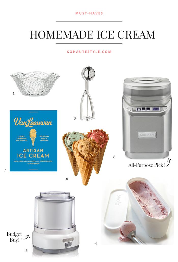 Ice Cream Essentials