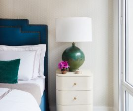 Luxe Studio Apartment Makeover – The Bedroom Alcove