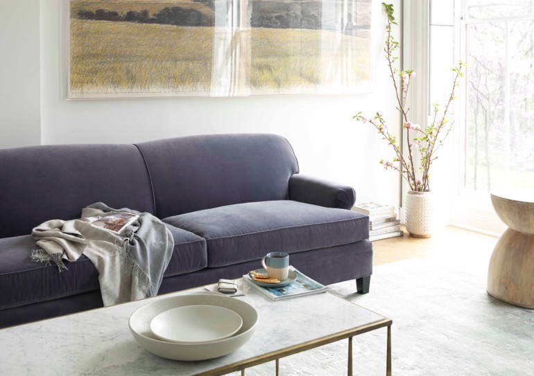 Maiden Home Carmine Sofa