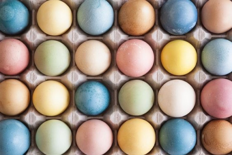 Naturally Dyed Easter Eggs_5