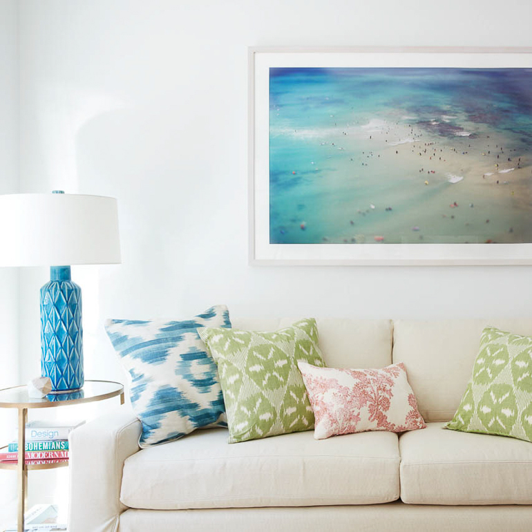 Beachy Living Room Get the Look-3