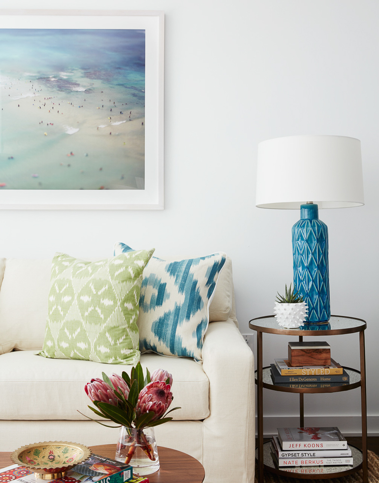 Beachy Living Room Get the Look-5