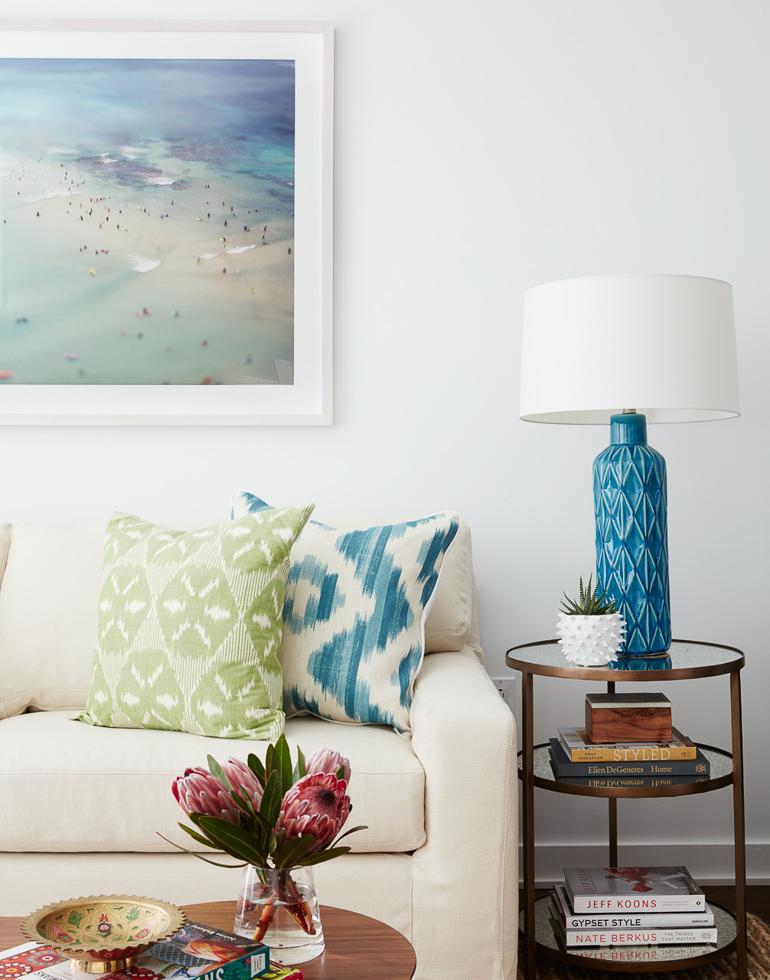 Beachy Living Room Get the Look-5