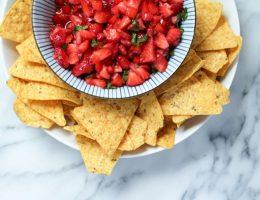 Delicious Strawberry Salsa Recipe 2